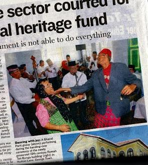 Ghazal Parti dari Akhbar Star