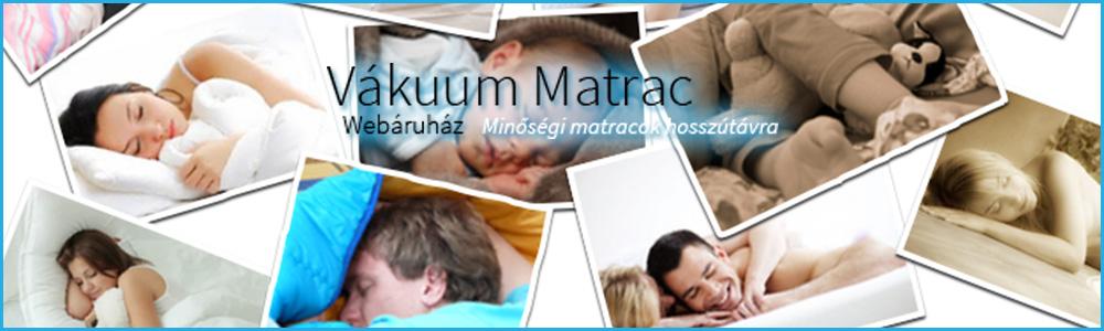 Vákuum Matrac Webáruház