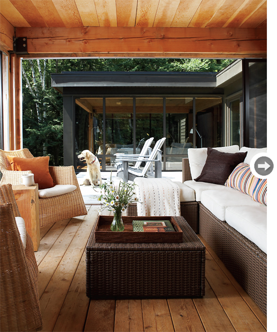 Mix And Chic Home Tour A Sleek And Modern Cottage