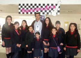 FOTOS  1era FECHA Circuito Femenino de Ajedrez Escolar 21,abril 2012