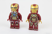 The Super Bowl spot for Iron Man 3 (embedded in extended form above) shows . (lego iron man mk xlii and heartbreaker)