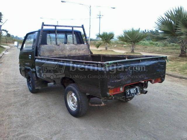 Mitsubishi Colt L300 Pick Up Solar Wutuh - Pick Up Bekas ...