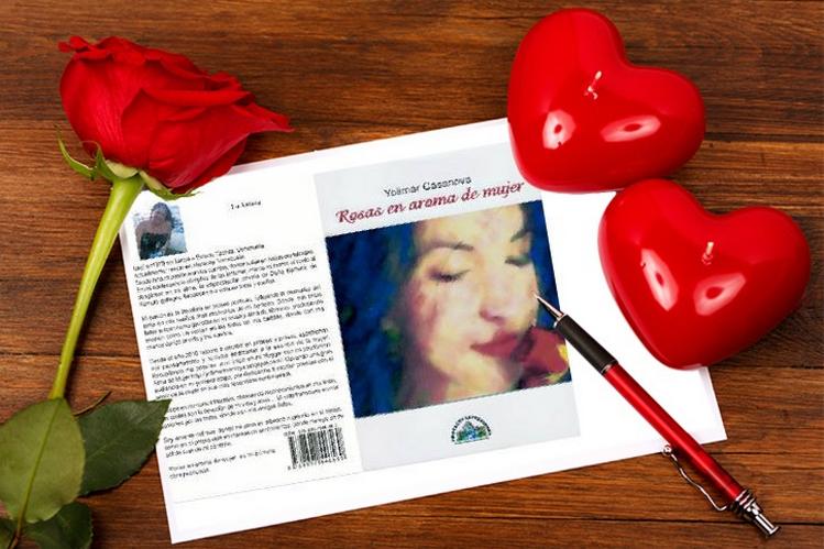 Rosas En Aroma De Mujer.