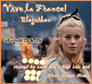 Coming August 25 and 26, 2019: The Vive la France! Blogathon