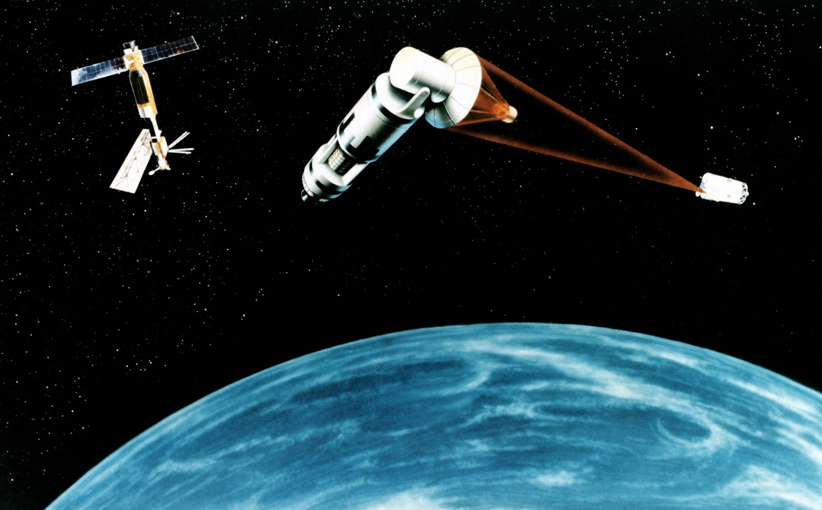 satellite and spacecraft - photo #22