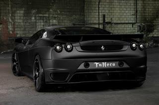 Ferrari Black Cars Wallpapers