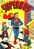 Superboy #10 comic book cover