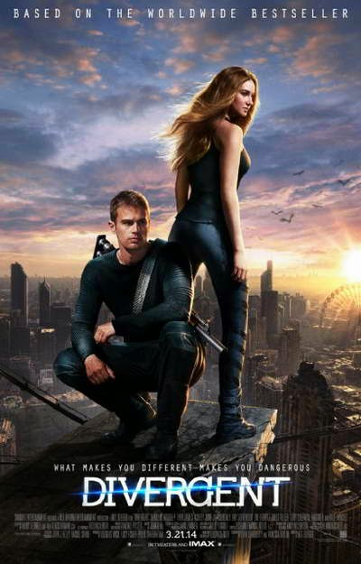 Divergent movie - bad reviews or misunderstood?