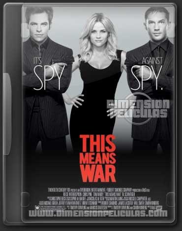 This Means War (DVDRip Español Latino) (2012)