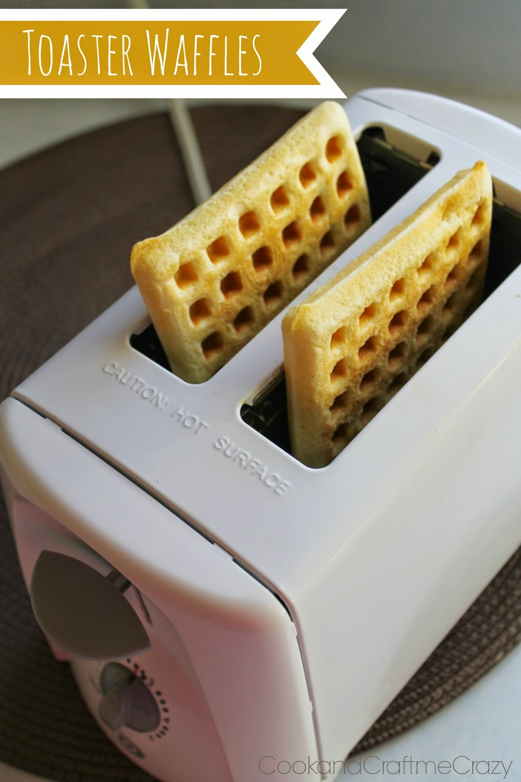 cook and craft me toaster waffles