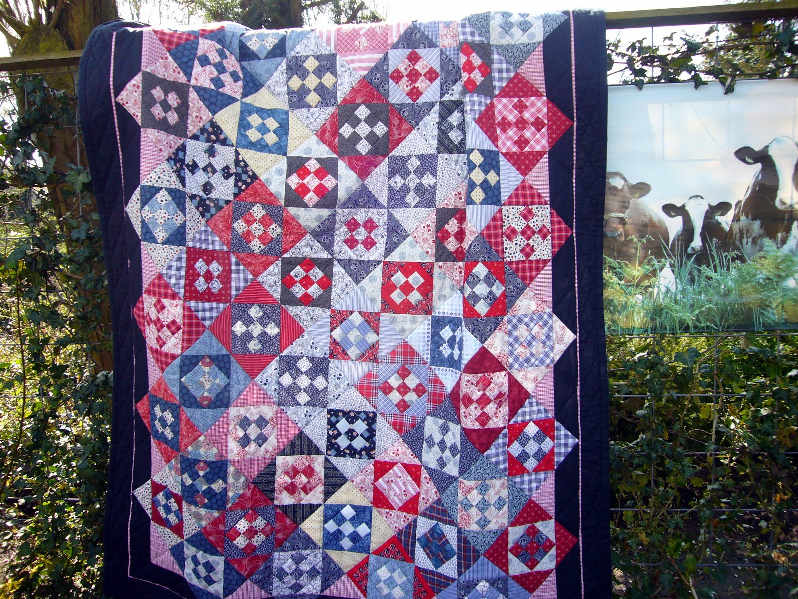 Hollandse quilt