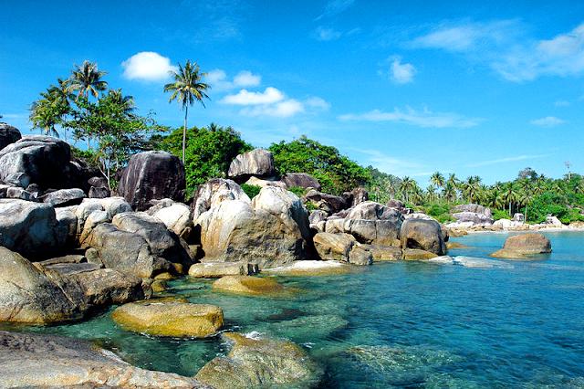 Pantai Parai Tenggiri Belitung