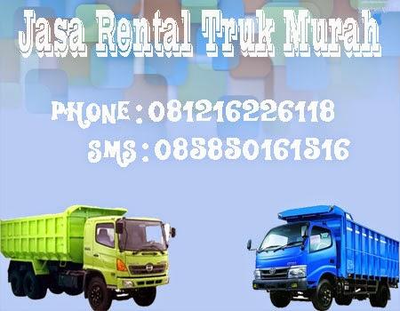 Jasa Rental Truk CDD Surabaya