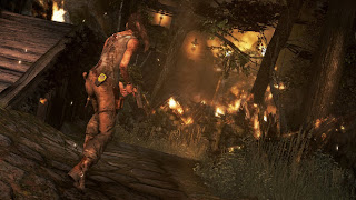 gaming tomb raider screenshot 5 2 Tomb Raider PS3 DUPLEX