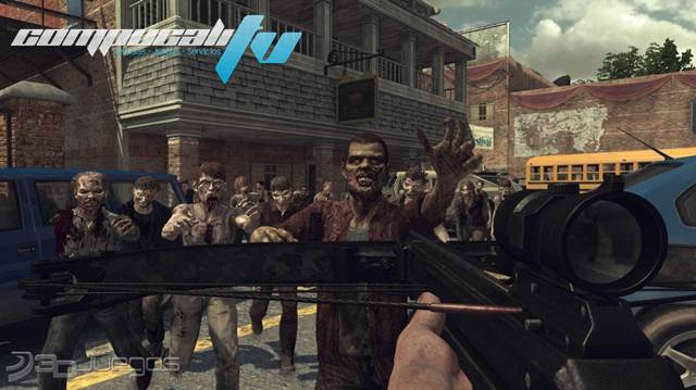 The Walking Dead Survival Instinct PC Full Español