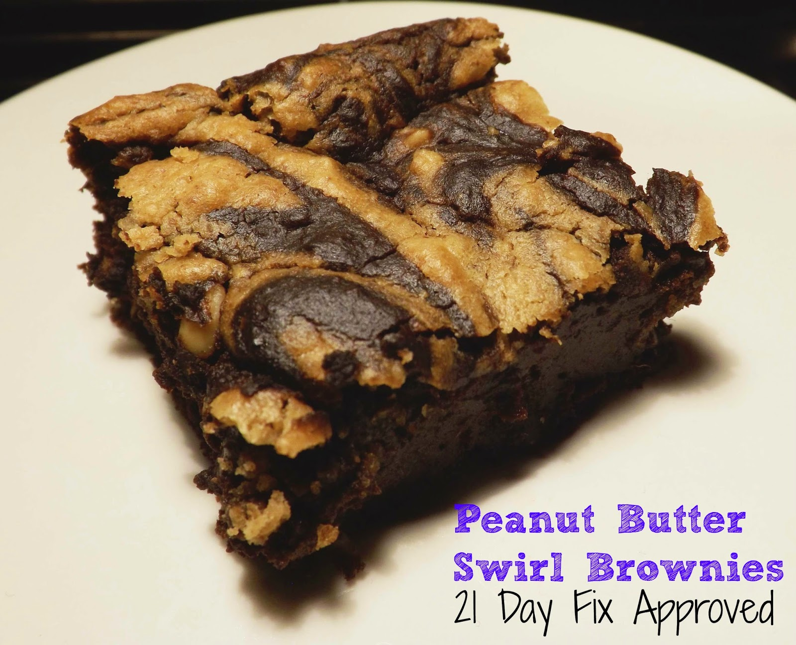 Peanut Butter And Chocolate Cheesecake Swirl Brownies ...