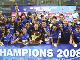 Indian premier League 2008 Winners