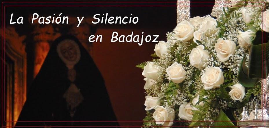 La Pasión y Silencio en Badajoz