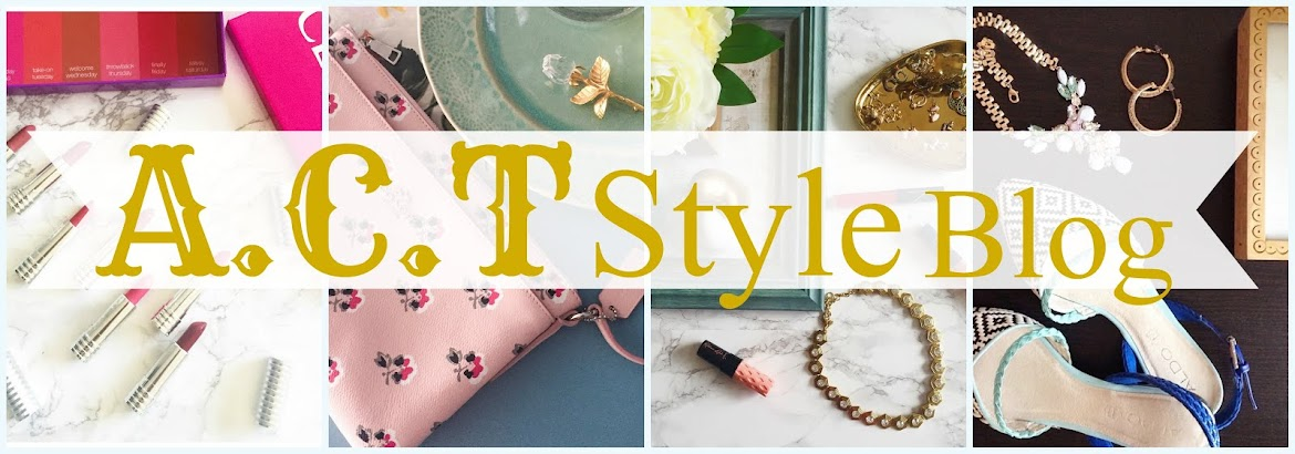 ACT Style Blog