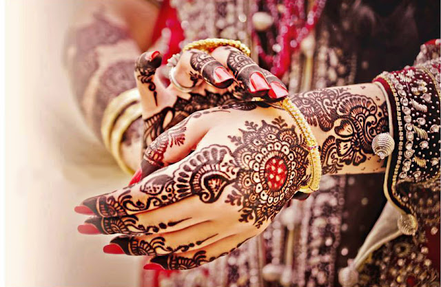 Science behind applying mehendi or henna