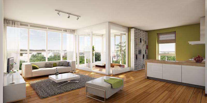 Interiur huis keuken appartement interieur idee n voor 2012 design stijl - Kamer deco stijl ...