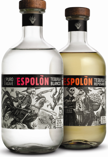 Espolon Tequila on Packaging of the World - Creative Package Design Gallery