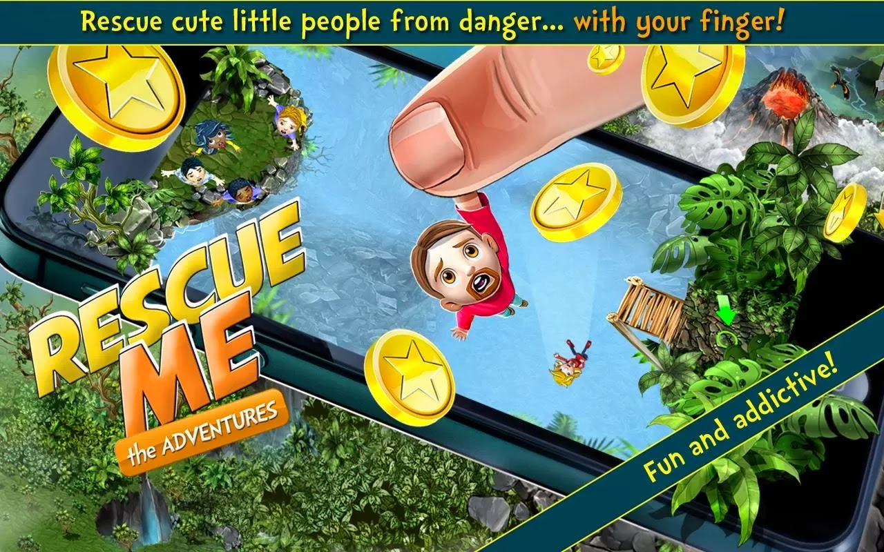 Rescue Me - The Adventures v1.14 Mod [Unlimited Money]