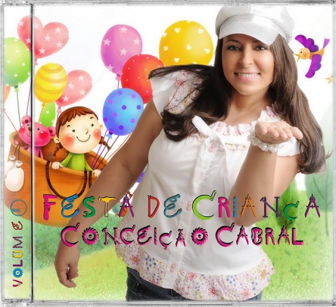 LANÇAMENTO 2010... CD: FESTA DE CRIANÇA!!!