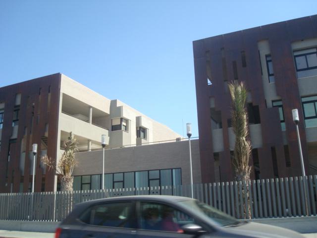 Almer a 102 la pol mica que ronda a la residencia de - Colegio arquitectos almeria ...