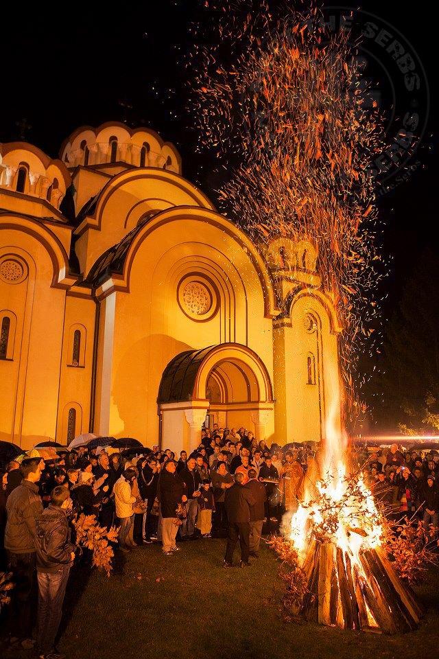 serbia sos serbian christmas traditions - When Is Serbian Christmas