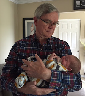 New Grandson April 27, 2016