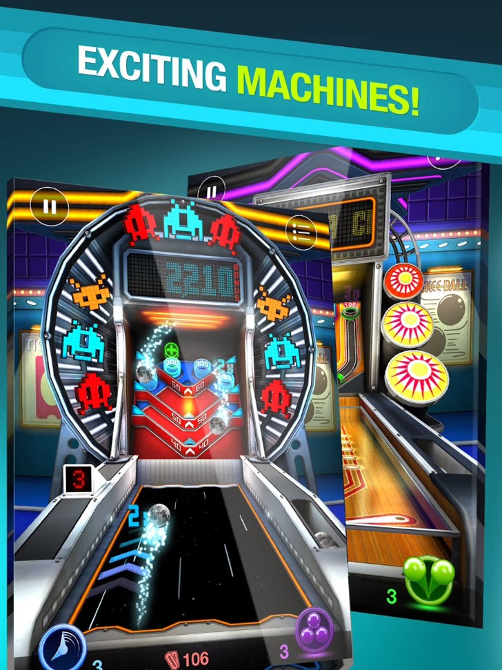 Skee Ball Arcade App iTunes App By Scopely - Top Free Apps and Games LLC - FreeApps.ws