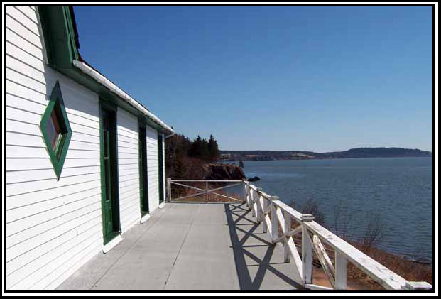 Images of nova scotia bay of fundy for Minimalist house bay of fundy