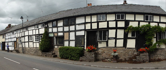 Black and White Villages of Herefordshire