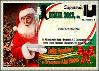 ZAPATERÍA ITALIA 2012, CA