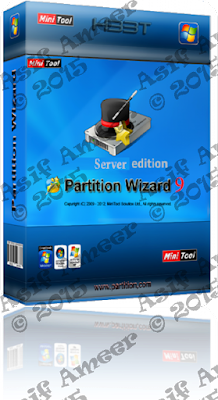 Minitool partition wizard cover 9.0