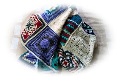 afghan blanket crochet free pattern cal