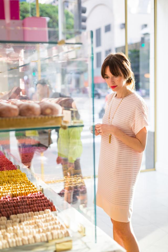 best macarons in los angeles at bottega louie M Loves M @marmar