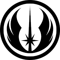 Jedi-Ritter Lebensregeln beim Familienfunk