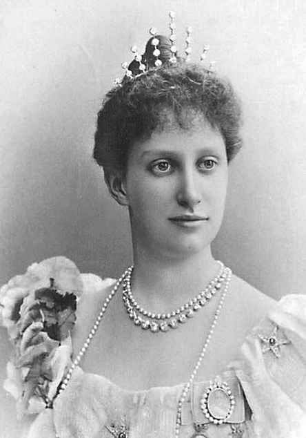 Princesse Ingeborg de Suède, née princesse de Danemark