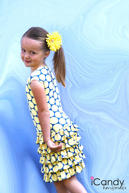layers of sunshine dress pattern