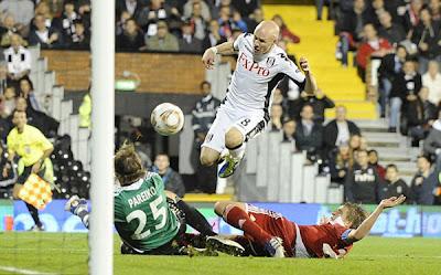 Fulham 4 - 1 Wisla Krakow (1)