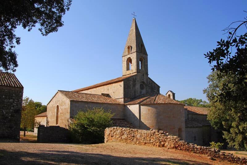Abtei Le Thoronet, F