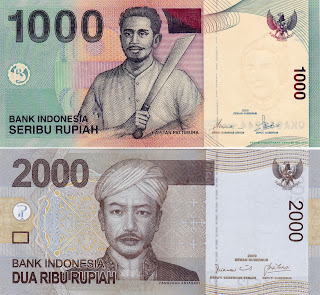 The Power of Rp 2000,00