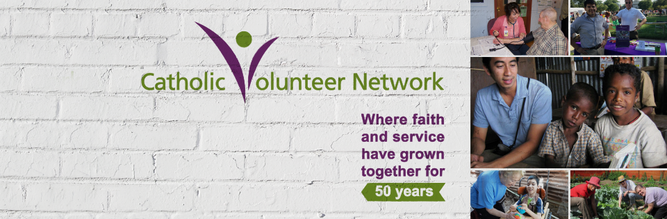 Catholic Volunteer Network Blog