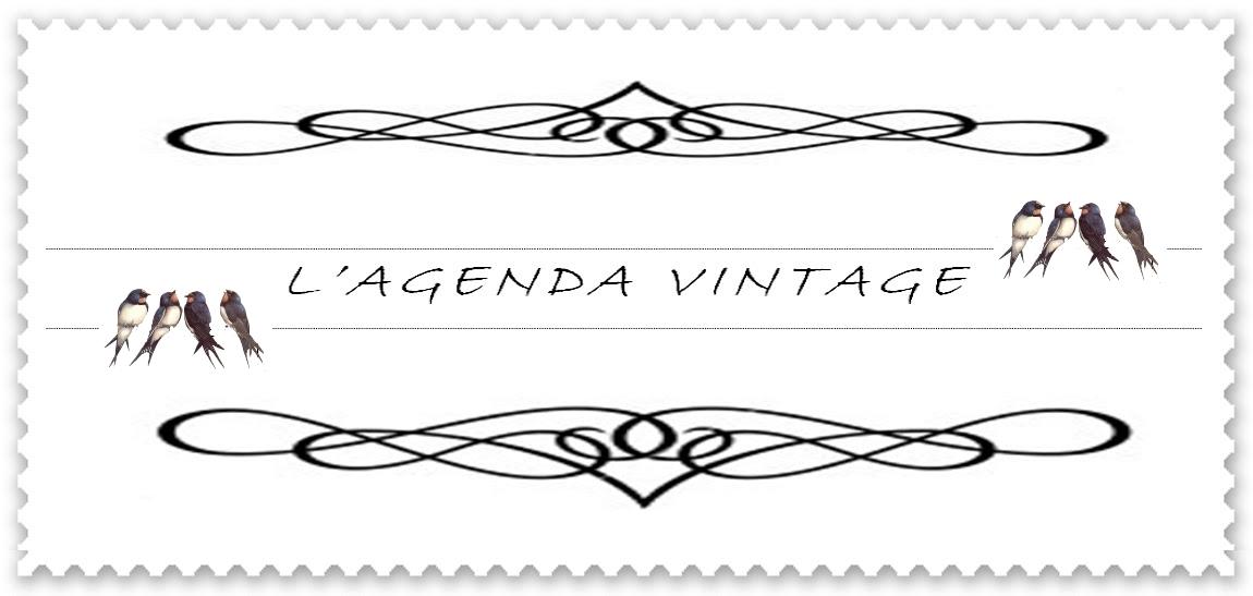 Agenda Vintage (home decoration /Idées déco, photos de décoration )