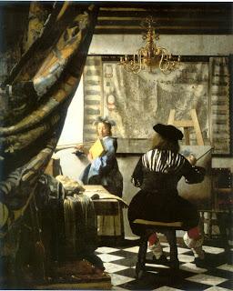 El Arte de la Pintura - Vermeer