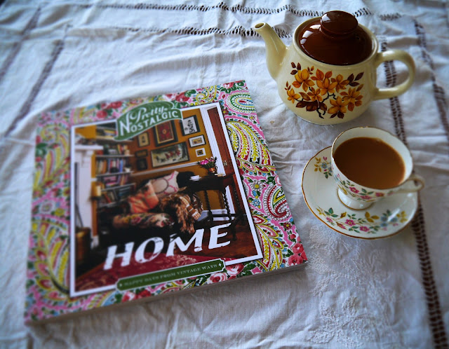 Pretty Nostalgic Home book