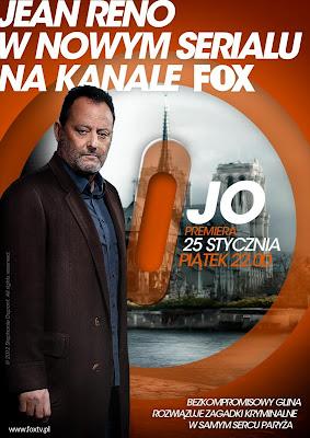 Portada de la serie Jo protagonizada por Jean Reno