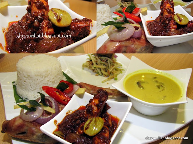 Flavours, Bangsar, Chef Wan, celebrity, Malaysian, Chinese, Malay, Indian, restaurant